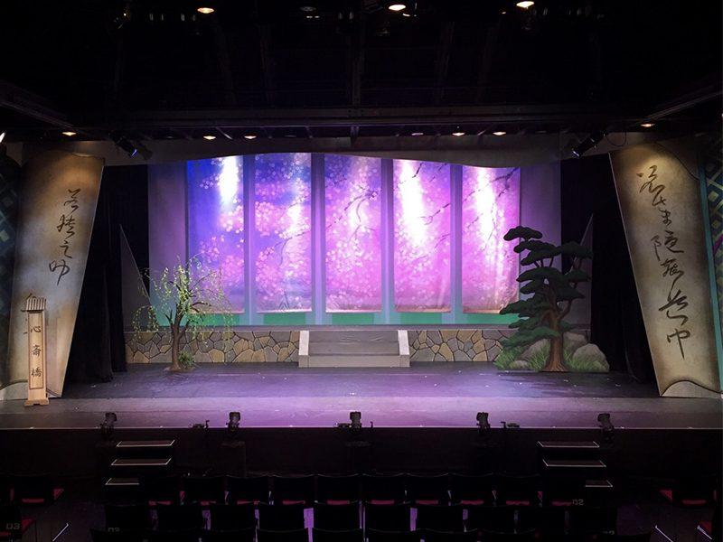 OSK日本歌劇団『CRYSTAL Passion』舞台装置  』